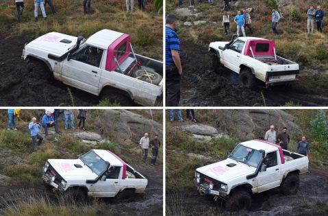 Collage coche